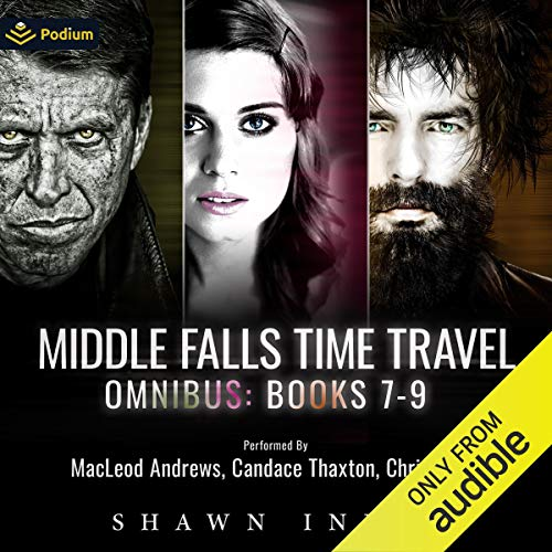 Middle Falls Time Travel Omnibus 3 cover art