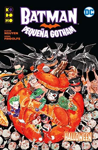 Batman: Pequeña Gotham vol. 01 (De 4): Halloween (Batman: Pequeña Gotham vol. 01 (de 3))