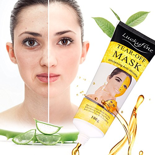 Blackhead Remover Mask -LuckyFine- Maschera Peel Off...