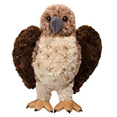 Featuring a realistic design crafted with natural colors, Orion the Red-Tailed Hawk stuffed animal is ideal as an educational tool or for creative play! Crafted with soft materials with a feathery texture, Orion is extra cuddly and great for hugs. Th...