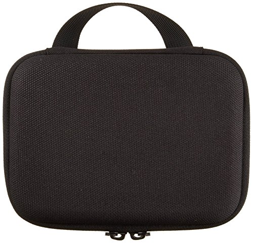 AmazonBasics Extra Small GoPro And Accessories Case - 6.5 x 5 x 2.5 Inches, Black