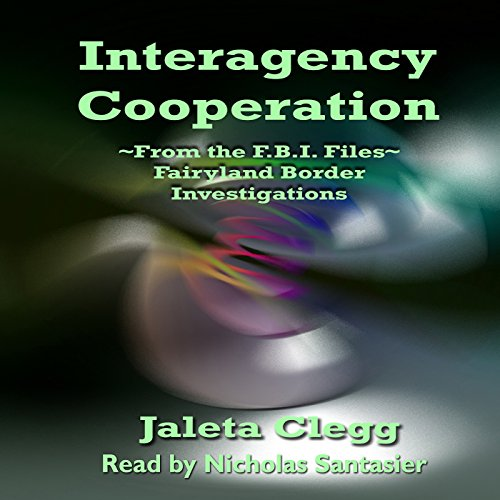 Interagency Cooperation audiobook cover art
