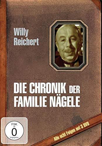 Die Chronik der Familie Nägele - Die komplette Serie [3 DVDs]