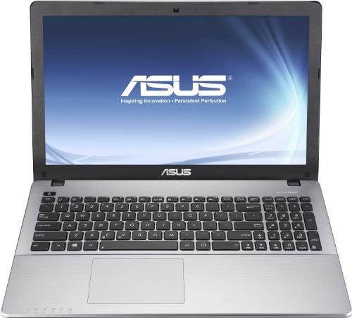 Asus F550LC-XX207H 39,6 cm (15,6 Zoll) Notebook (Intel Core i5 4200u, 1,6GHz, 8GB RAM, 1000GB HDD, Geforce GT 720M, DVD, Win 8) schwarz
