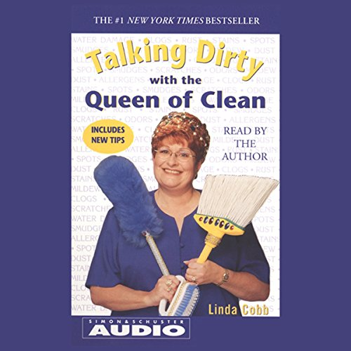 Talking Dirty with the Queen of Clean audiobook cover art