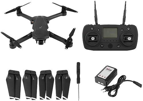 AOSENMA CG033 RC Drohne, Faltbarer Brushless GSP Follow-Me-Modus Geschwindigkeitsmodi EIN Schlüssel zurück Fernbedienung Qudcopter   (Schwarz