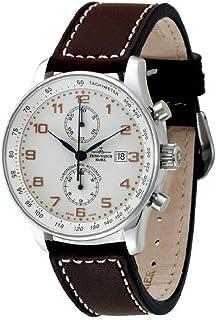 Zeno - Watch Reloj Mujer - X-Large Retro Cronógrafo Bicompax - P557BVD-f2