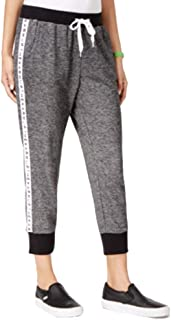 The Warm Up Logo Cropped Jogger Pants