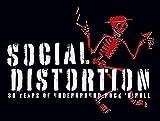 bribase shop Social Distortion Giant Art Poster X151 17x13