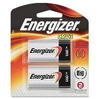 Wholesale CASE of 10–Energizer e2リチウムデジタルカメラ3-volt battery-e2リチウム写真バッテリー、デジタルカメラ、3ボルト、2/ PK