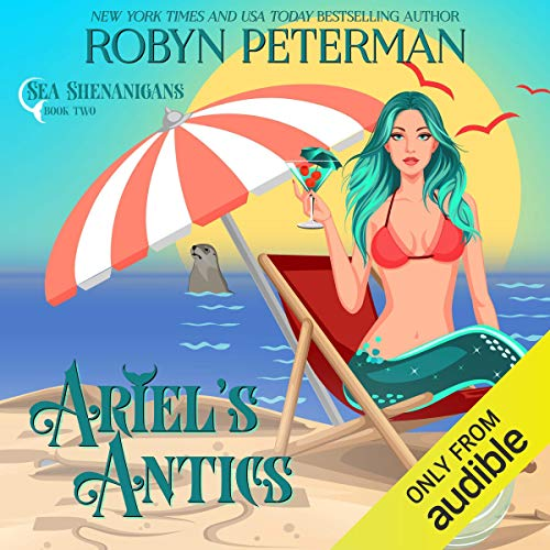 Ariel's Antics audiobook cover art