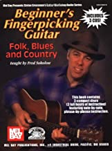 Beginner's Fingerpicking Guitar: Folk, Blues and Country [With 3 CDs] (Stefan Grossman's Guitar Workshop Audio Series)