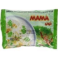 Mama Instant Rice Vermicelli Oriental, Paquete de 30 x 55 gr - Total: 1650 gr
