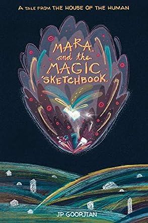 Mara and the Magic Sketchbook