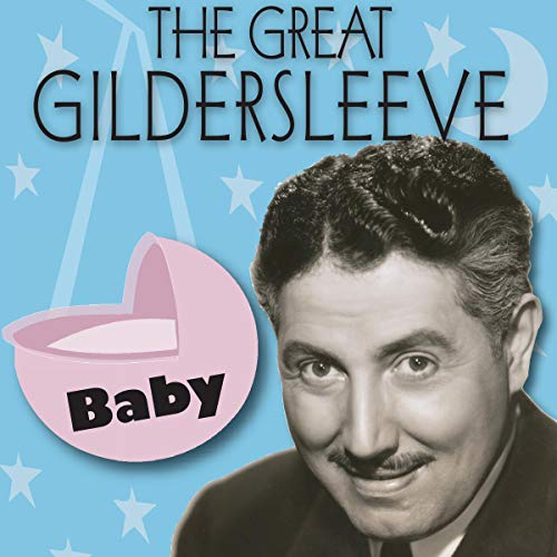 The Great Gildersleeve: Baby audiobook cover art