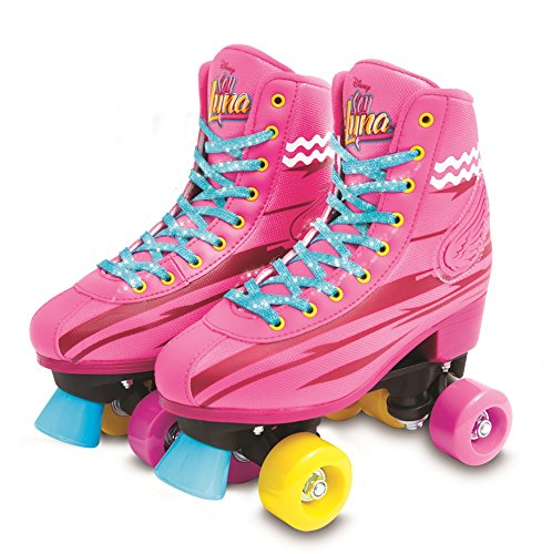 Soy Luna - Light up Patines Roller Training (34/35) (Giochi Preziosi YLU67200)