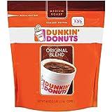 Dunkin Donuts Original Blend Ground Coffee 40 oz (2.5 lb) Medium Roast