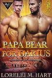 Papa Bear for Darius: A MM Mpreg Shifter Romance (Omegas of Animals Book 1)