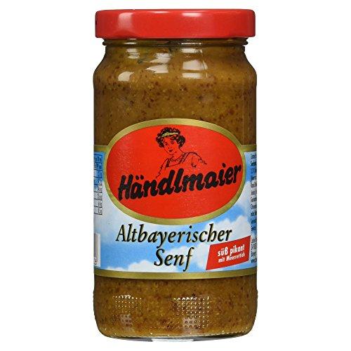 Händlmaier Altbayerischer Senf, 200ml