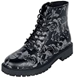 Black Premium by EMP Alive And Kicking Frauen Boot schwarz EU37 Polyurethan Basics, Casual Wear
