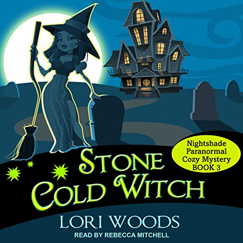 Couverture de Stone Cold Witch