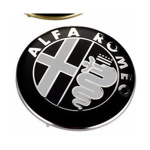 Escudo de Alfa Romeo para rejilla delantera o trasera, Giulietta, 159, Mito,