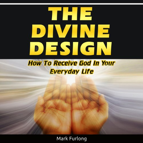 The Divine Design audiobook cover art