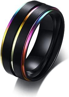 Best gay mens wedding rings Reviews