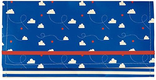 moses. Fernweh Reise-Dokumentenmappe Ausweistasche, 22 cm, Mehrfarbig