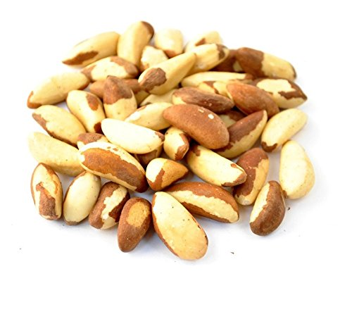 Anna and Sarah Raw Brazil Nuts 5 Jumbo In a popularity Br POUND Max 61% OFF Bag Whole Size
