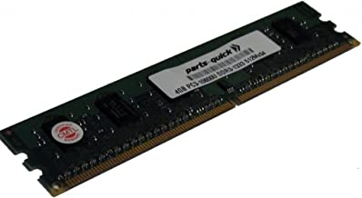 4GB DDR3 Memory Upgrade for Gateway SX Desktop SX2370-UR11P PC3-10600 240 pin 1333MHz DIMM RAM (PARTS-QUICK BRAND)