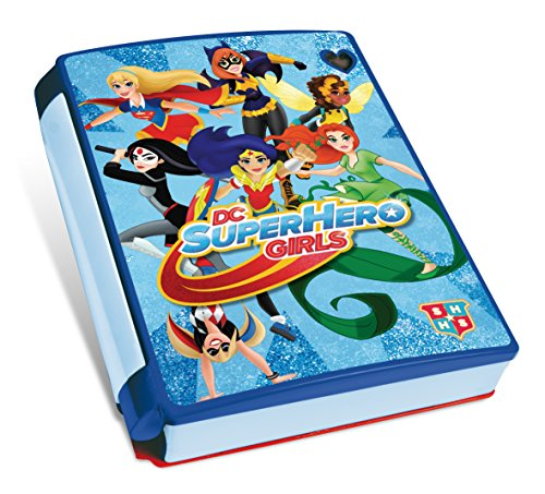 IMC Toys DC Superhero Ragazze diario Segreto elettronico