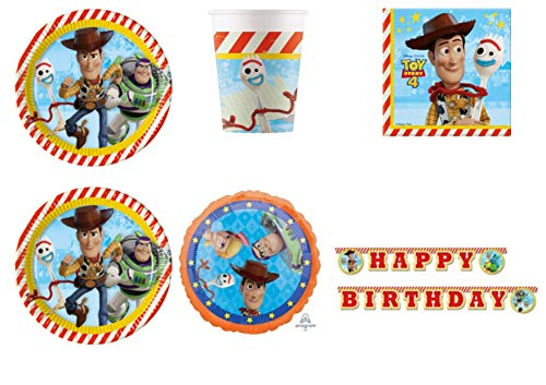 Party Store web by casa dolce casa Toy Story - Juego de...