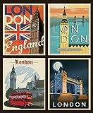 Londres - Algodón - Panel