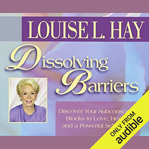 Dissolving Barriers audiobook cover art