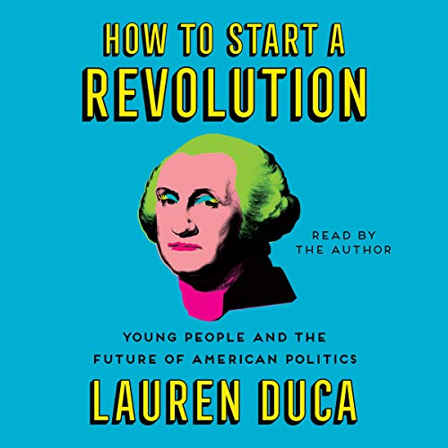 How to Start a Revolution audiobook cover art