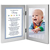 Baby Boy Frame for Mommy - Sweet Words from Son - Add Photo