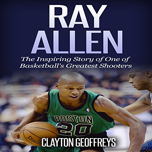 Ray Allen  By  cover art