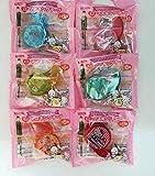 キリン生茶 『サンリオキャラクターズ ミニマスキングテープ 全6種セット』【非売品】
