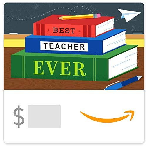 Amazon eGift Card - Best Teacher Books