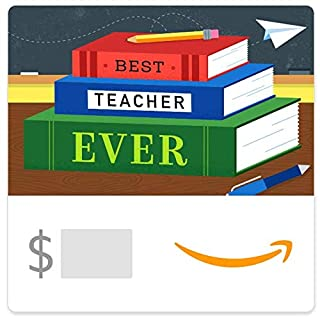 Amazon eGift Card - Best Teacher Books (B08ZKR512N)   Amazon price tracker / tracking, Amazon price history charts, Amazon price watches, Amazon price drop alerts