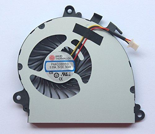 Nuevo Ventilador de Refrigeracion de CPU para MSI Gaming GS70 MS-1771 GS70 2PC Stealth GS70 2PE Stealth Pro GS70 6QC GS70 6QD GS70 6QE GS70 Stealth