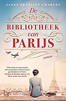 De bibliotheek van Parijs van [Janet Skeslien-Charles]