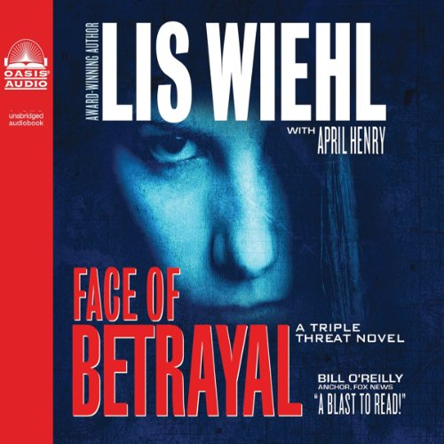 Face of Betrayal audiobook cover art