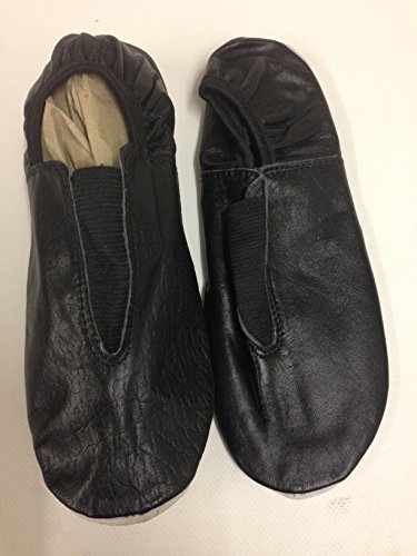 Leather Gymnastic/Training/Dance/Trampoline Shoes Black Black (41 EU)