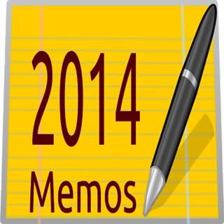 Calendar Notes 2014