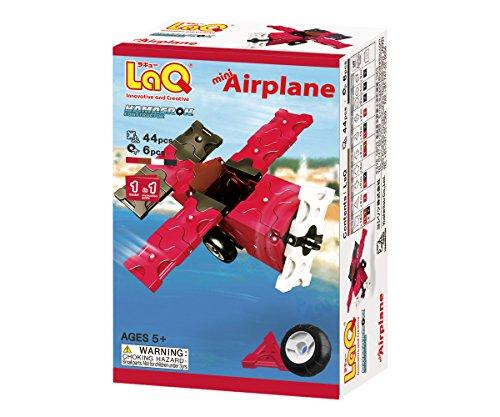 ラキュー (LaQ) ハマクロンコンストラクター(HamacronConstructor) ミニプロペラ飛行機
