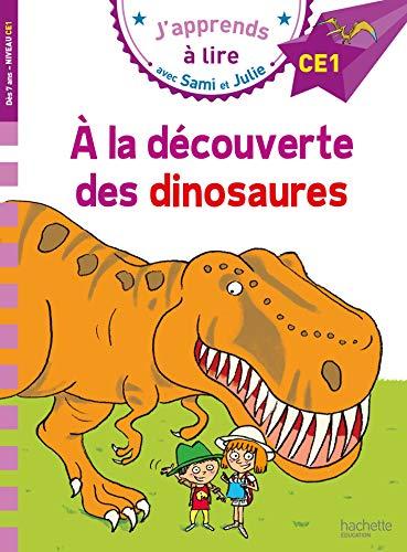 Sami et Julie CE1 - A la découverte des dinosaures