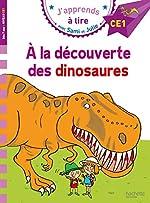 Sami et Julie CE1 - A la découverte des dinosaures d'Emmanuelle Massonaud