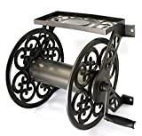 Best Hose Reels - Liberty Garden 708 Steel Decorative Wall Mount Garden Review